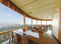 Donauturm Geschenkgutscheine Restaurantgutscheine