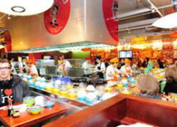 Okiru Running Sushi I D Lugner Kino City Geschenkgutscheine